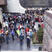 На площади Победы :: Aнна Зарубина