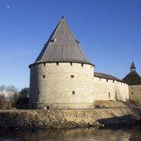 Староладожская крепость :: Sergey Lebedev