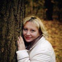 Осенний парк. :: natalek630
