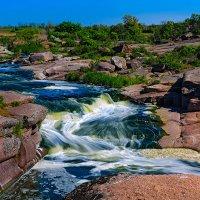 Степной водопад :: Inga Tokar