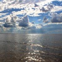 Опять о море :: Marina Pavlova