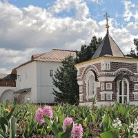 Цветущий май в Толгском монастыре :: Николай Белавин