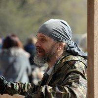 На   турнире  можно  встретить и  пирата! :: Виталий Селиванов