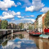 Каналы Амстердама-3 :: Петр
