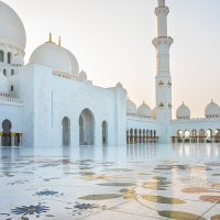 Мечеть шейха Зайда :: Олег Хлыстов