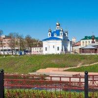 Церковь Рождества Богородицы :: Alyes Kukharev