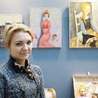 художница,кукольница,красавица :: Олег Лукьянов
