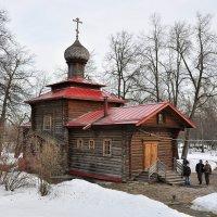 Бутовский полигон :: Александр Иосипенко