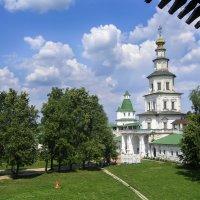 Воскресенский Ново-Иерусалимский монастырь. :: Владимир Безбородов