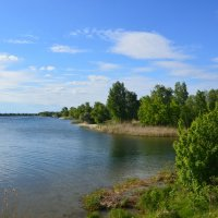 река Дон. :: Виктор ЖИГУЛИН.