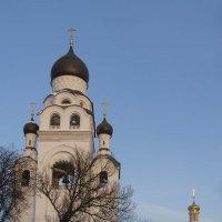 колокольня старообрядческой церкви :: Анна Воробьева
