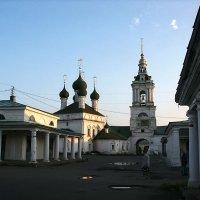 Церковь Спаса Всемилостивого в Рядах. Кострома :: MILAV V