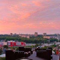 Погода из моего окна :: Александр Гапоненко