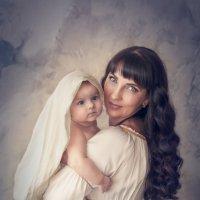 "ФП ""Мадонна с младенцем"" :: Юлия Fox"