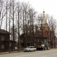 Ул. Бородина. :: Andrad59 -----