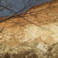 скалы Фолента приятно гармонируют с деревьями))) :: Роза Бара