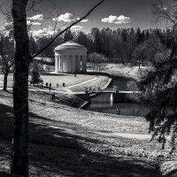 Храм Дружбы. Павловск :: Андрей Илларионов