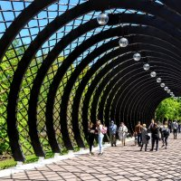Арочный тоннель :: Анатолий Колосов