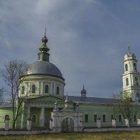 Ильинская церковь :: Сергей Цветков