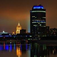 Башня-2000 , МОСКВА-СИТИ :: Сергей