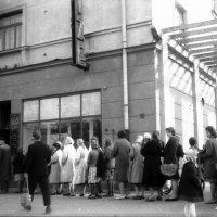 1964-й.Центр. г.Елгава,Латвия :: Иволий Щёголев