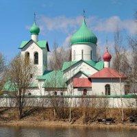 Церковь преп. Сергия Радонежского :: Олег Попков