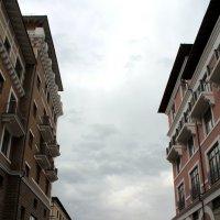 дорога в облака :: Александра Ветер