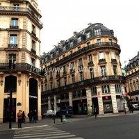 Париж и его прекрасная архитектура. :: Марианна Привроцкая