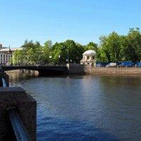 Река Фонтанка :: Вера Щукина