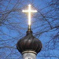 Великие Луки. Екатерининская часовня. Крест... :: Владимир Павлов