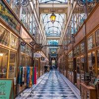 Passage in Paris :: Alena Kramarenko
