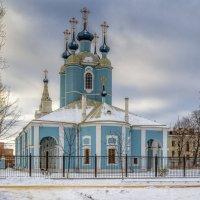 Сампсониевский собор :: Valeriy Piterskiy