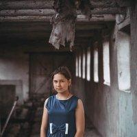 Портрет девочки :: Александр Ермихин