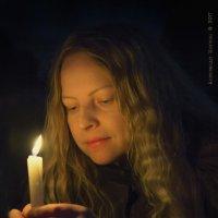 Свет Свечи :: Алексадр Мякшин