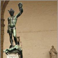 «Персей с головой Медузы».Флоренция. :: Galina Belugina
