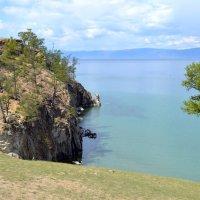 Ольхонские скалы :: Ольга