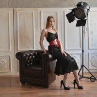 В фотостудии :: Женя Рыжов