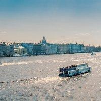 Река Нева. Санкт-Петербург :: Елена Кириллова