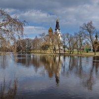 Весна в г. Сестрорецк :: Василий Богданов