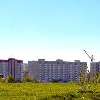 Здесь будет новый город! :: Вячеслав