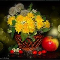 Натюрморт-разноцветие :: °•●Елена●•° Аникина♀