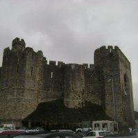 Замок Карнарвон (XIII-XIV вв.). Уэльс :: Марина Домосилецкая