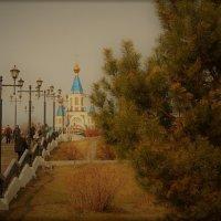 Храм :: Ирина Горовик