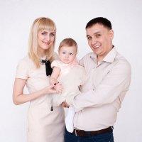 Семейная фотосессия в Йошкар-Оле :: Катя Грин