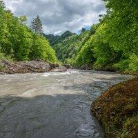 Река Белая в мае :: anatoly Gaponenko