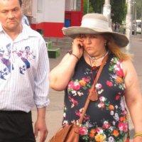 По телефону на переходе :: Дмитрий Никитин