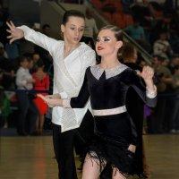 Танец... :: Ирина Шарапова