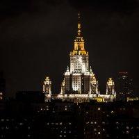 Главная высотка Москвы :: A_Performance ...