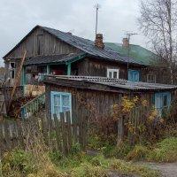 Домик в пригородном посёлке :: Павел Харлин