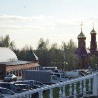 Подмосковный город Дзержинский. :: Ольга Кривых
